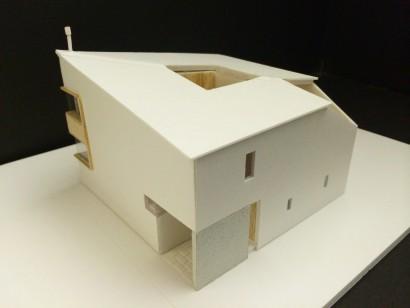 門田屋敷の家